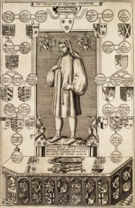 Chaucer by John Speed